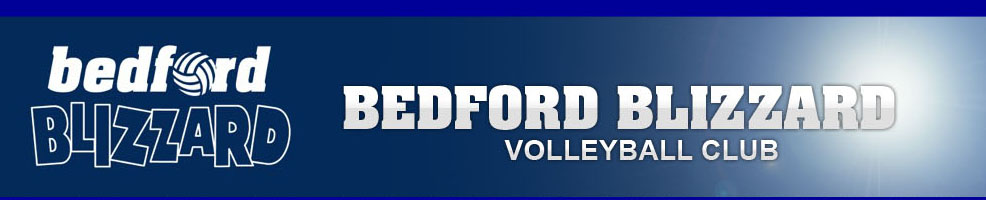 Bedford Blizzard Volleyball Club